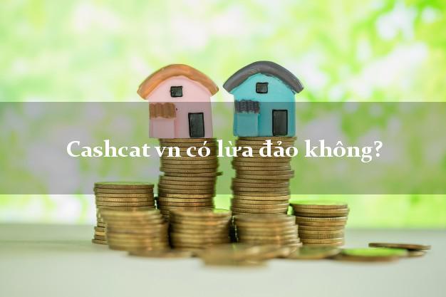 Cashcat vn có lừa đảo không?