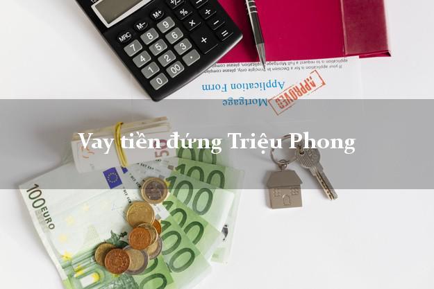 Vay tiền đứng Triệu Phong Quảng Trị