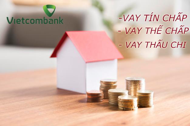Vay tiền Vietcombank