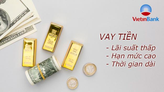 Hướng dẫn vay tiền VietinBank dễ dàng