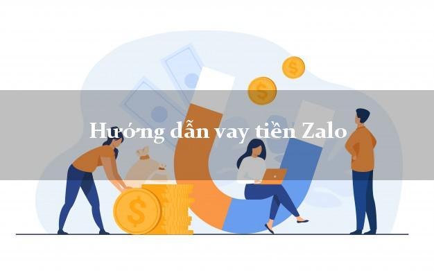 Vay tiền Zalo