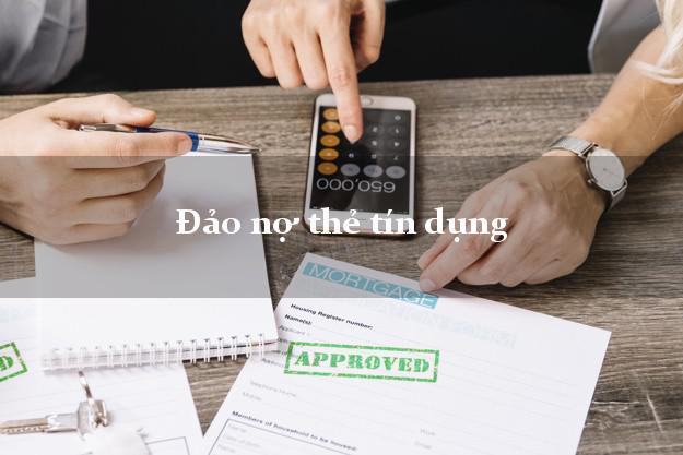 Đảo nợ thẻ tín dụng